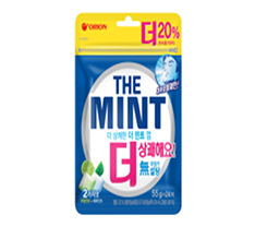 The Mint Gum_55g