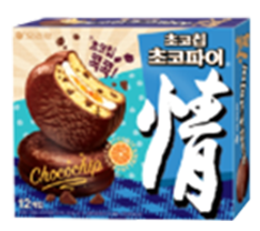 Orion Choco Pie Choco Chip