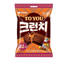To You (Chocolate)  _Crunchy_93g
