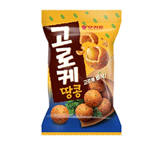 Orion Snacks Croquette peanut