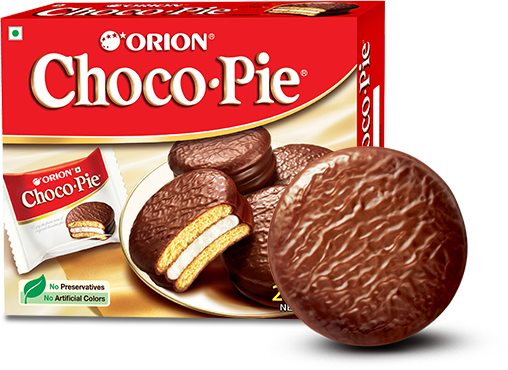 Orion Choco Pie_Pack
