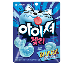 Ice jelly Blueade